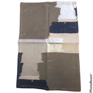Set of x4* NWOT ZODAX Placemats brushstrokes